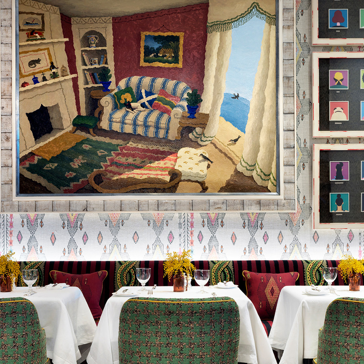 The Escape | The Whitby Hotel, New York