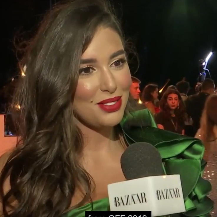 Watch | BAZAAR On The Red Carpet At Gouna Film Festival