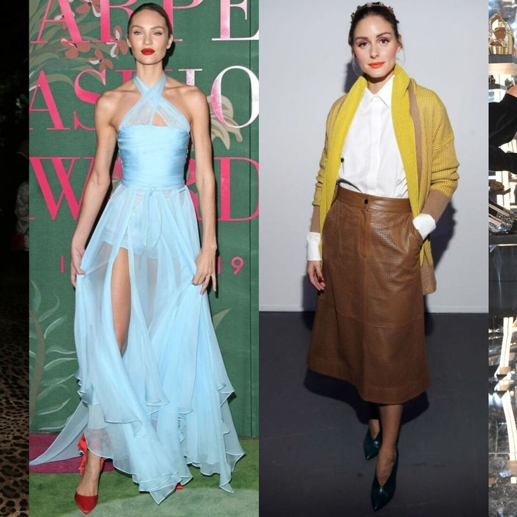 Milan Fashion Week: The Best FROW Looks From The SS/20 Shows