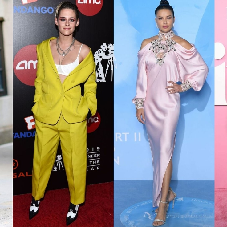 The Best Dressed Celebrities Of The Week: 3 October