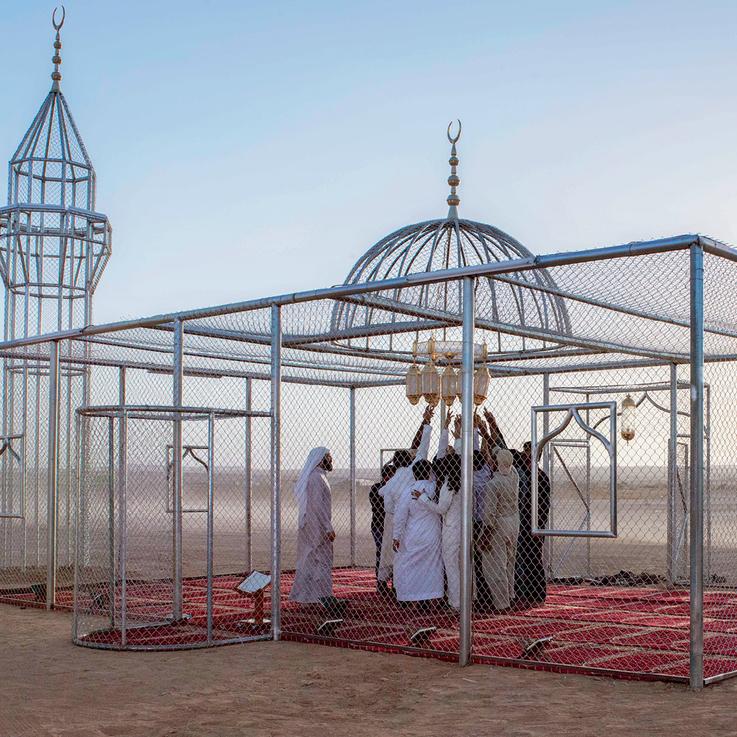 Towards An Art of Truth: A Riyadh-based Art Studio For Young Saudi Artists