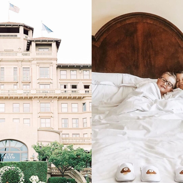 The Escape | One For The Kids: The Langham Huntington, Pasadena, Los Angeles