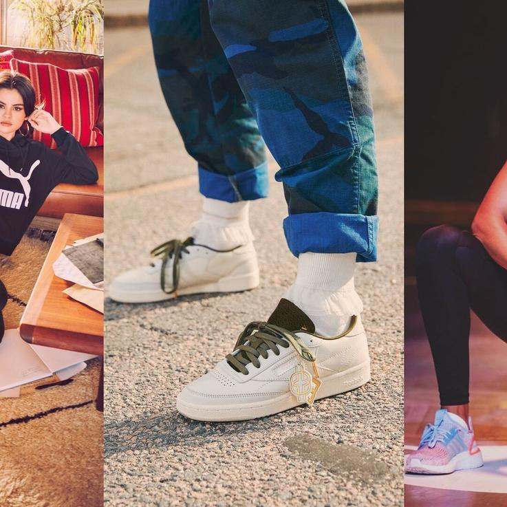 9 Of The Most Stylish Sneakers Every Fitness Girl Is Wearing Right Now