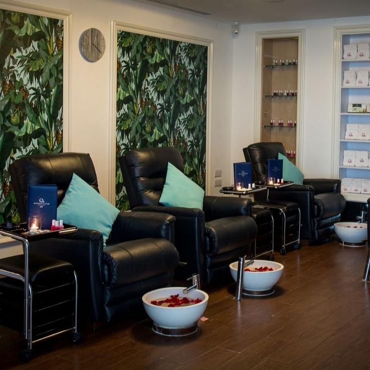 The Spa Edit: Queen's Beauty Lounge, Dubai