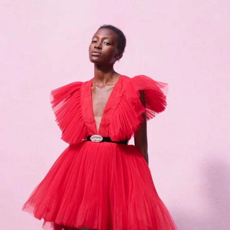 Every Single Look From The Giambattista Valli x H&M Collection