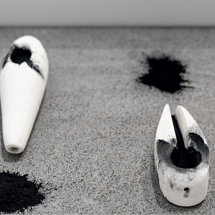 Beyond Words: Saudi Artist Muhannad Shono Creates New Language Through His Conceptual Art