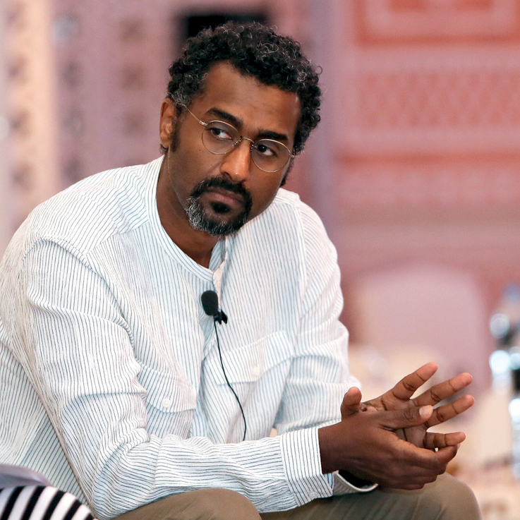 How Sudanese Cartoonist Khalid AlBaih Wants To Change The World Through Art