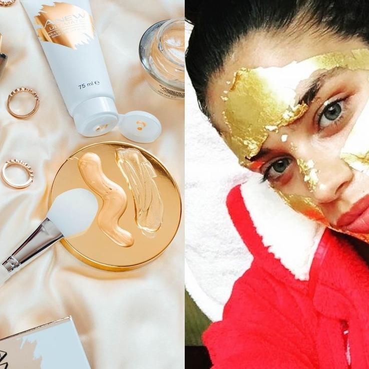 Is Gold The Skincare Ingredient That We Never Knew We Needed?