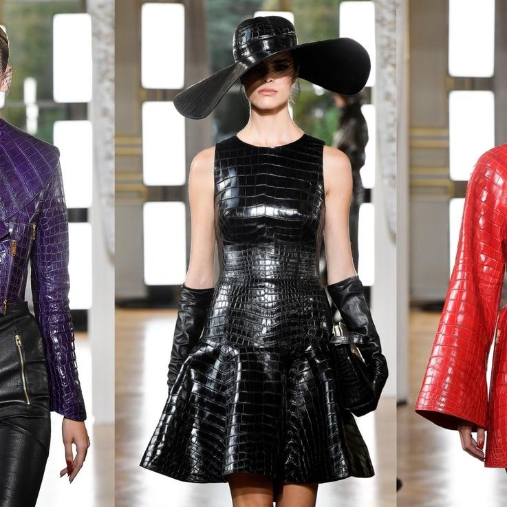 MJZ Makes A Spectacular Womenswear Debut At Paris Fashion Week