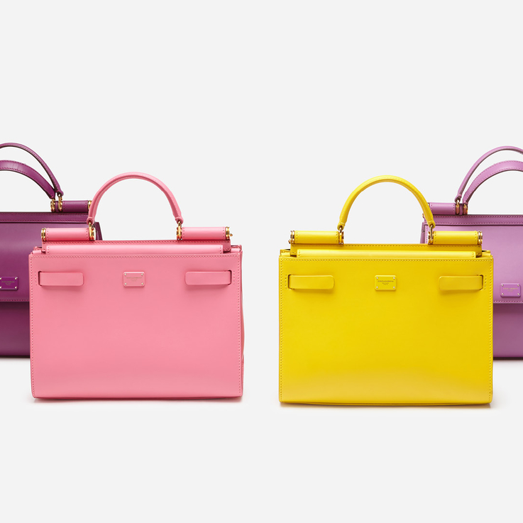 All Eyes Are On Dolce & Gabbana's Sicily Bag Collection And Here's Why