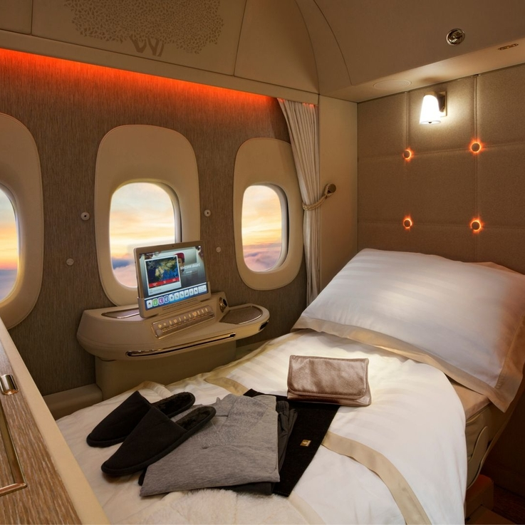 Head In The Clouds: Is Emirates Reviving The Golden Age Of Travel?