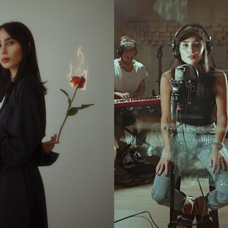Dana Hourani's Soulful Tribute To Lebanon Gave Us Goosebumps