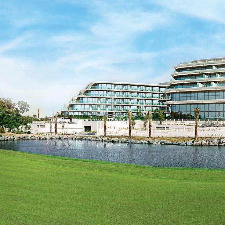The Escape   JA Lake View Hotel, Jebel Ali, Dubai