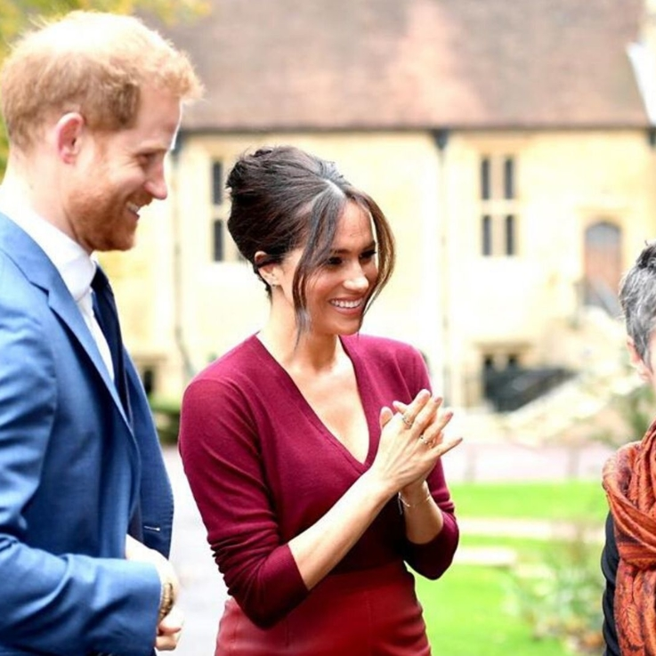 """Meghan Markle Says That Gender Equality Discussions """"Can't Happen Without Men"""""""
