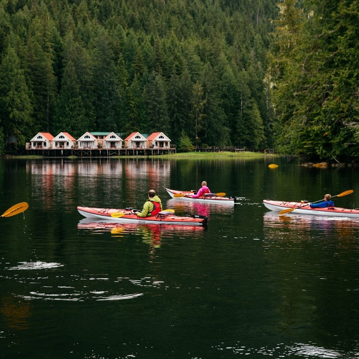 The Escape | Pristine Wilderness Getaway, British Columbia