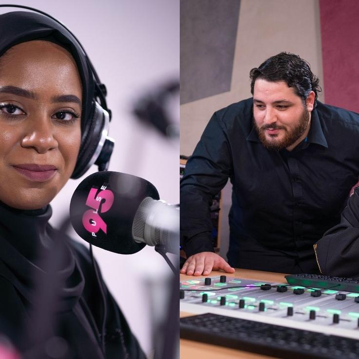 In Conversation With Emirati Radio Personality: Aisha Al Mazmi