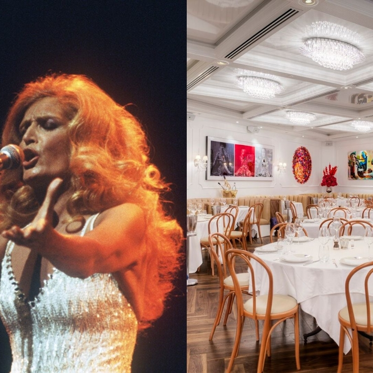 This Dubai-Based Restaurant Is Paying Tribute To Egyptian Icon Dalida Tonight