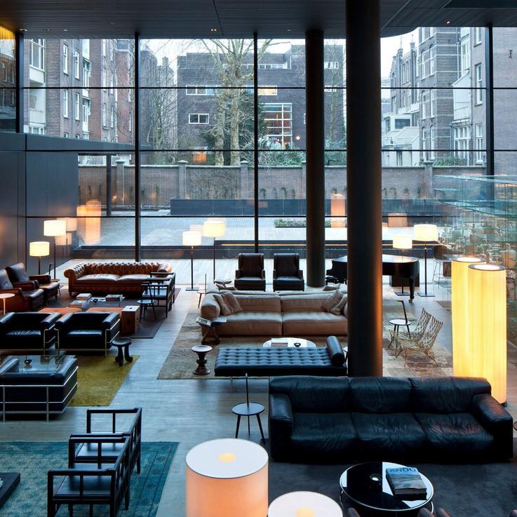 The Escape | Conservatorium Hotel, Amsterdam