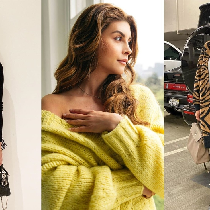 All The Times Shiva Safai Was Our Winter Wardrobe Inspiration