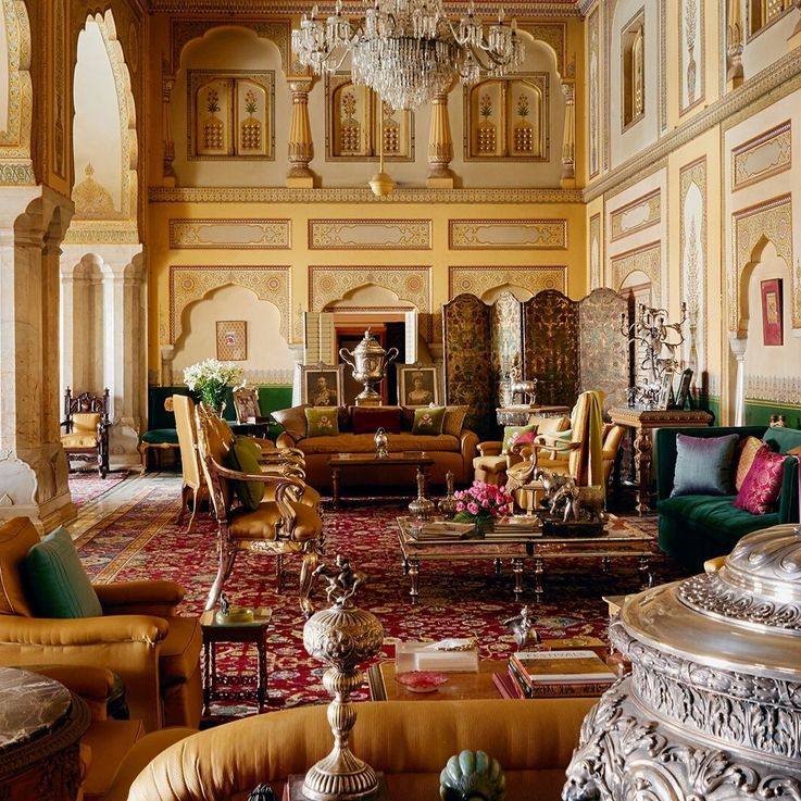 You Can Now Stay With Real Life Royals In India On Airbnb