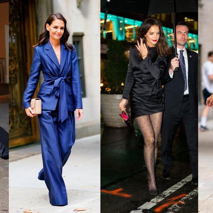Katie Holmes Teaches Us The Art Of Revenge Dressing