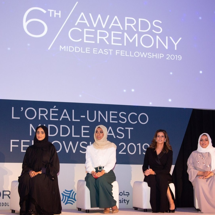 6 Arab Female Scientists Were Just Recognised For Their Outstanding Efforts In Their Field