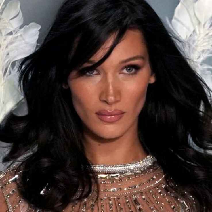 Bella Hadid Opens Up About Her Mental Health Whilst Walking For Victoria's Secret