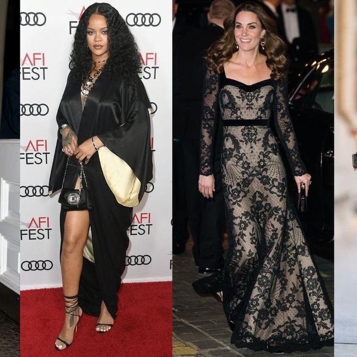 The Best Dressed Celebrities Of The Week: 18 November