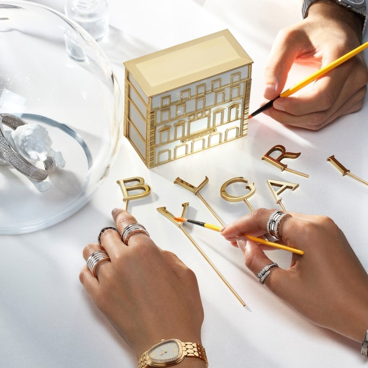 Bvlgari's Holiday 2019 Campaign Takes Us On A Magical Festive Journey
