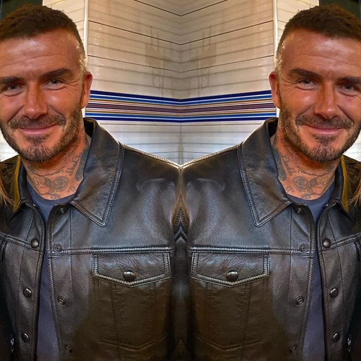 "David Beckham Was ""Star Struck"" After Meeting Emilia Clarke"