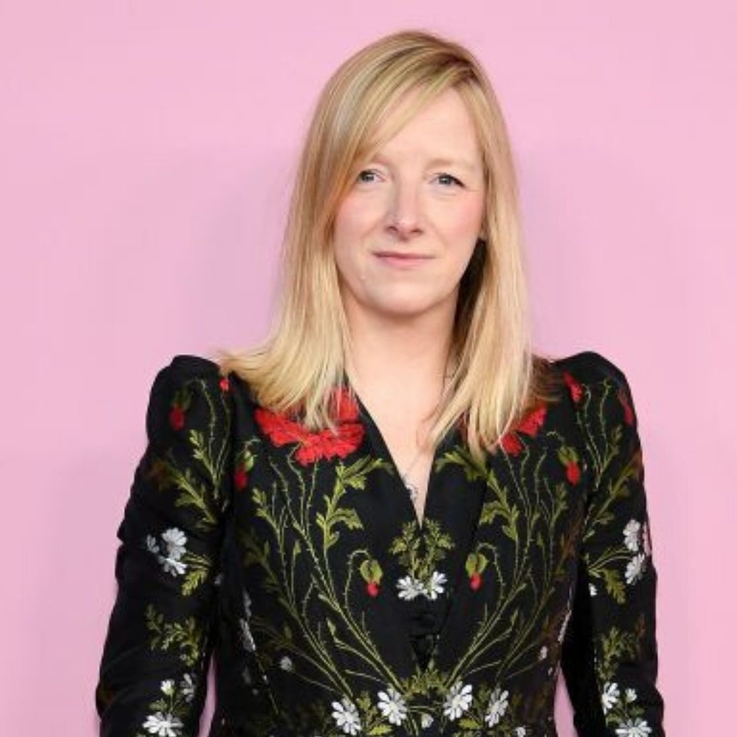 Sarah Burton To Be Honoured At The Fashion Awards