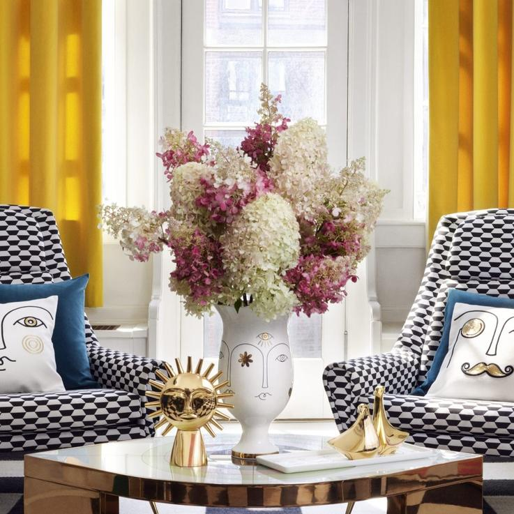 H&M Home Teams Up With Jonathan Adler For The Dreamiest Interiors Collection