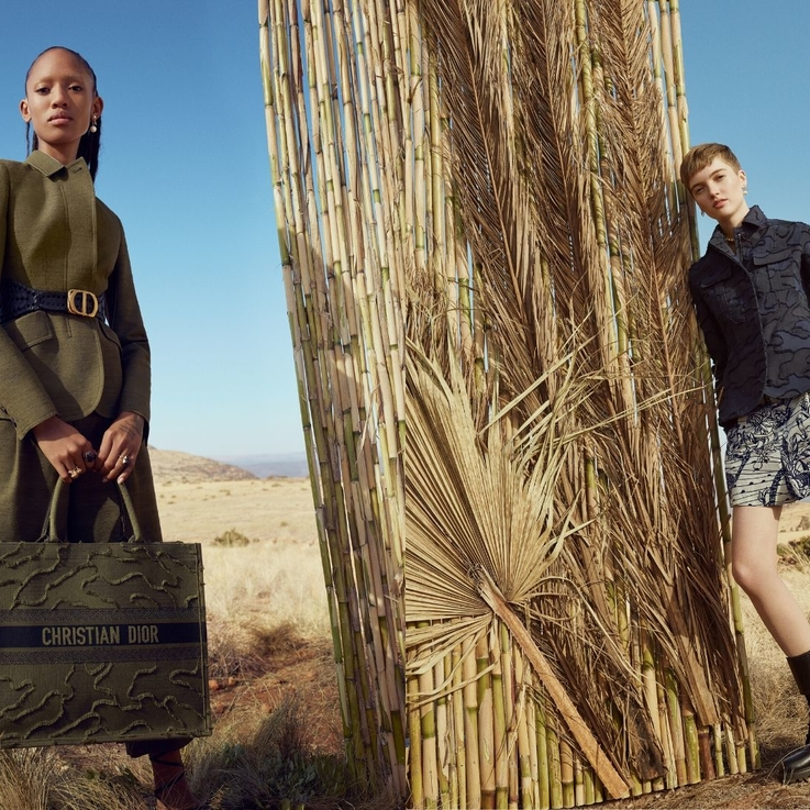 Going Undercover With Dior's Mesmerising Cruise 2020 Campaign
