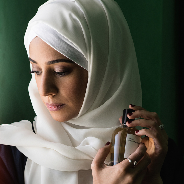 Arcadia Fragrance Founder Amna Habtoor On Being In The Business Of Creating Memories