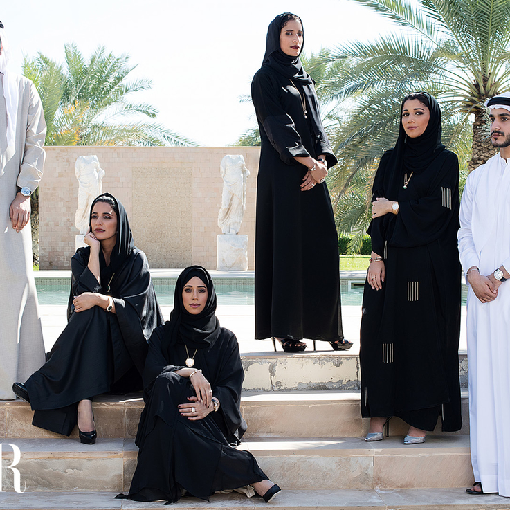 Introducing The Habtoor Family