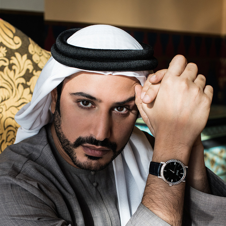 Inside The Jet-Setting Life Of Mohammed Sultan Habtoor