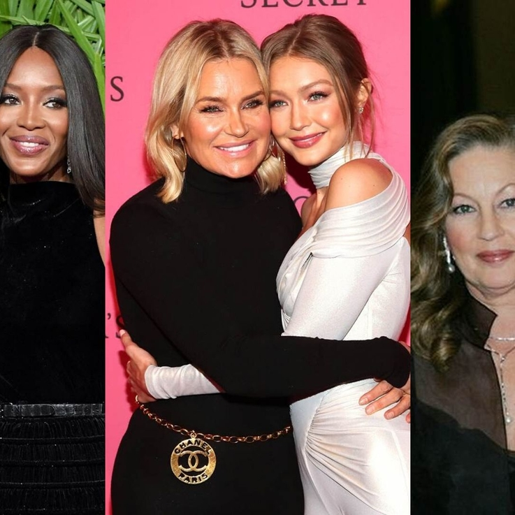 14 Models With Ridiculously Beautiful Mothers