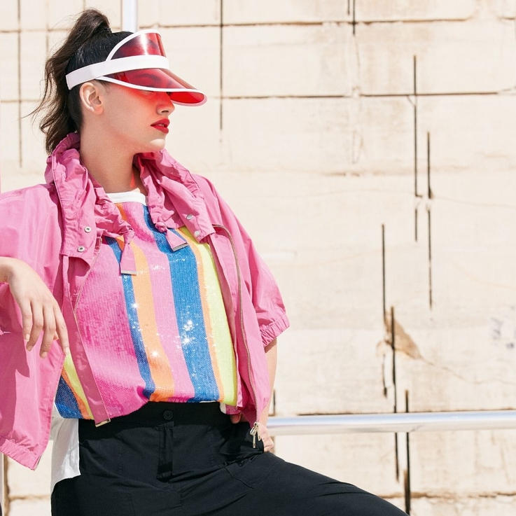 This Plus-Sized Fashion Brand Just Launched Activewear