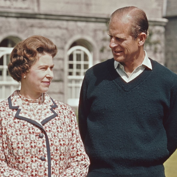 4 Photos That Prove Queen Elizabeth II and Prince Philip Are Couple Goals