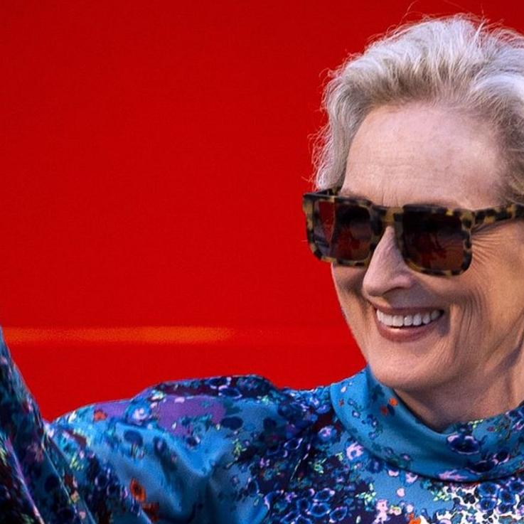 Meryl Streep Breaks Her Own Golden Globe Record