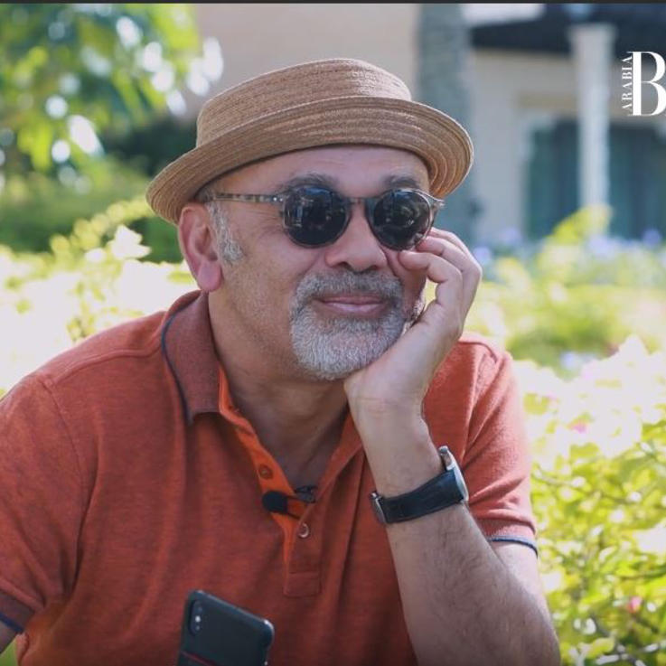 Watch: Christian Louboutin Answers His Instagram DMs