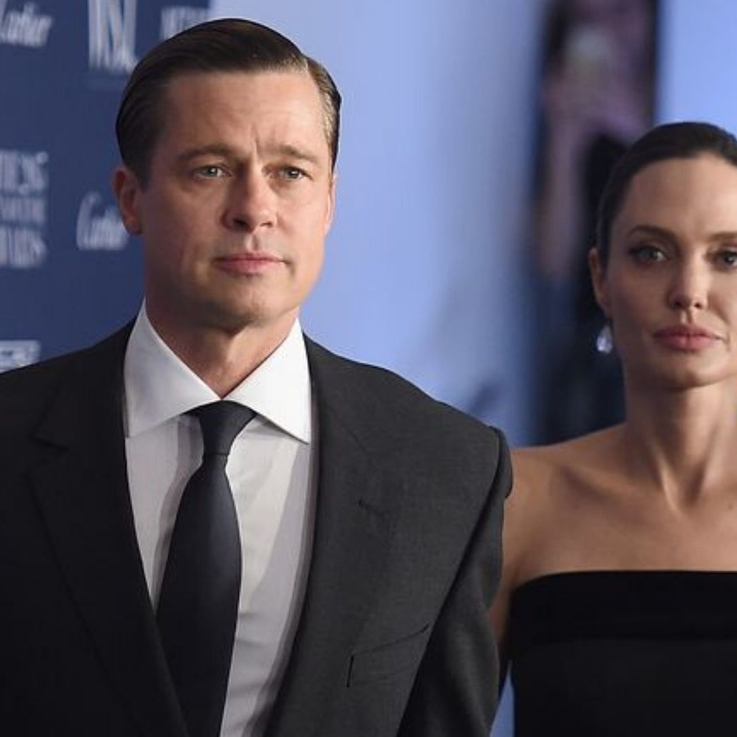 Brad Pitt Will Reportedly Celebrate Christmas With Just Three Of His Kids