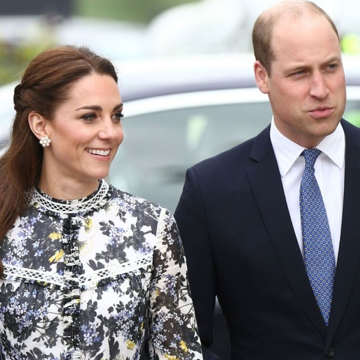 Kate Middleton Just Awkwardly Shrugged Off Prince William On National TV