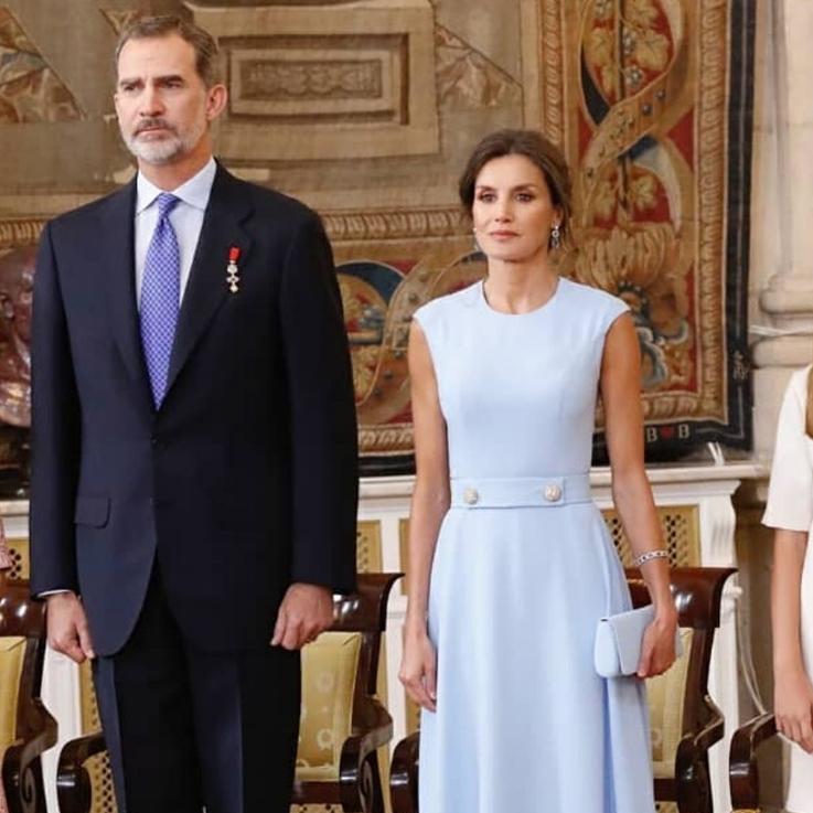 The Spanish Royal Family Share Their Annual Christmas Card