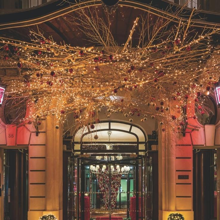 The Escape   Le Royal Monceau Raffles, Paris