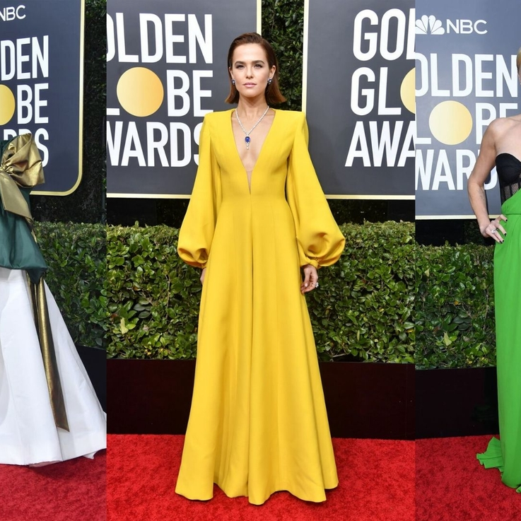 The Golden Globes 2020: Best Dressed Celebs