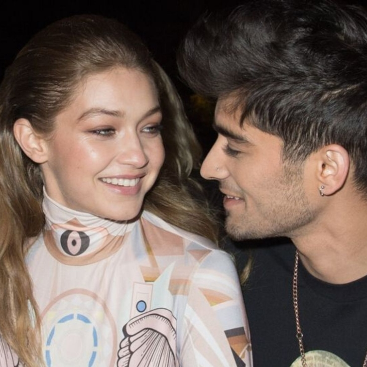 It's Official, Gigi Hadid And Zayn Malik Are Back Together