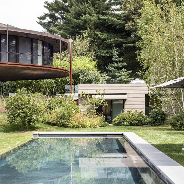 An Architectural Wonder: Connecticut's Round House