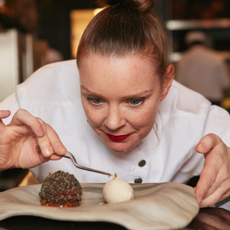 Pastry Chef Liz Stevenson Takes Bazaar Interiors On Her Culinary Journey