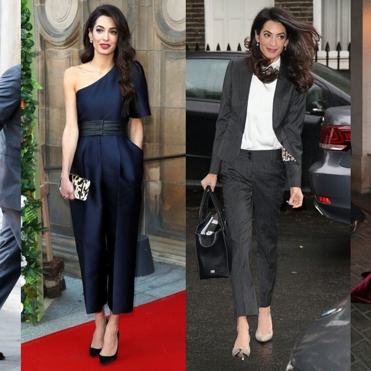 #StyleFile: Amal Clooney's Best Style Moments